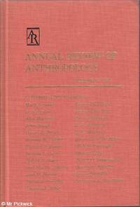 Annual Review of Anthropology Volume 12