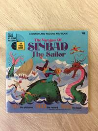 THE VOYAGES OF SINBAD THE SAILOR (A DISNEYLAND RECORD AND BOOK)