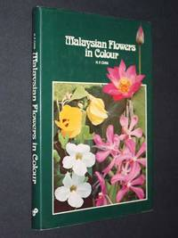 Malaysian Flowers in Colour