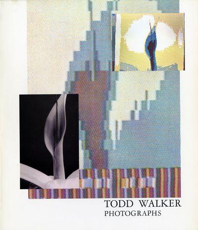 Carmel, CA: The Friends of Photography, 1985. First ed. Walker, Todd. 4to., 47 pp., 34 color photogr...