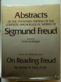 Abstracts of Sigmund Freud