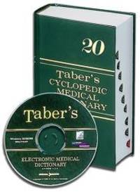 Taber's Cyclopedic Medical Dictionary (INDEXED) & Taber's Electronic Medical Dictionary...