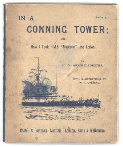 London, Paris & Melbourne: Cassell & Company, 1891. Octavo, pp. vi-viii 10-54 , five full-page illus...