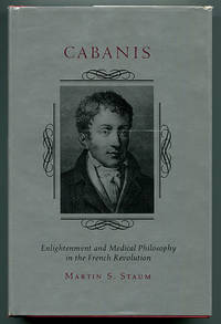 Cabanis: Enlightenment and Medical Philosophy in the French Revolution