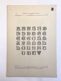 Veröffentlichungen der Gesellschaft für Typenkunde des XV. Jahrhunderts