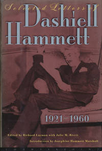 image of Selected Letters of Dashiell Hammett 1921-1960