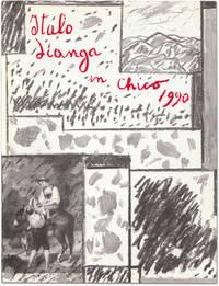 image of Italo Scanga in Chico 1990: April 2 through 30, 1990.