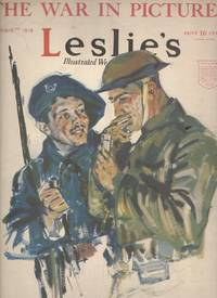 image of Leslies's Illustrated Weekly Newspaper The War in Pictures - February 16,  1918