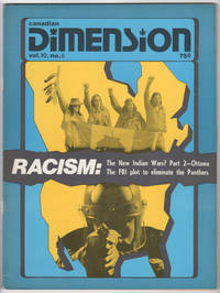 Canadian Dimension, Volume 10, Number 6 (January 1975) - Racism issue