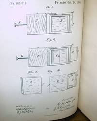 Reports of Phillips Abbott: Film Pack Adapters: Early Amateur Photography Patent reports archive Typed Manuscripts Signed bound Reports of Phillips Abbott: Film Pack Adapters: March 10, 1915, April 15, 1915, and June 2, 1915. by Abbott, Phillips Patent Attorney