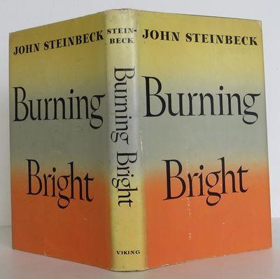 Viking Press, 1950. 1st Edition. Hardcover. Fine/Near Fine. A fine first edition in a near fine dust...