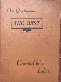 image of Constable's Lilies 1935-36 Catalog
