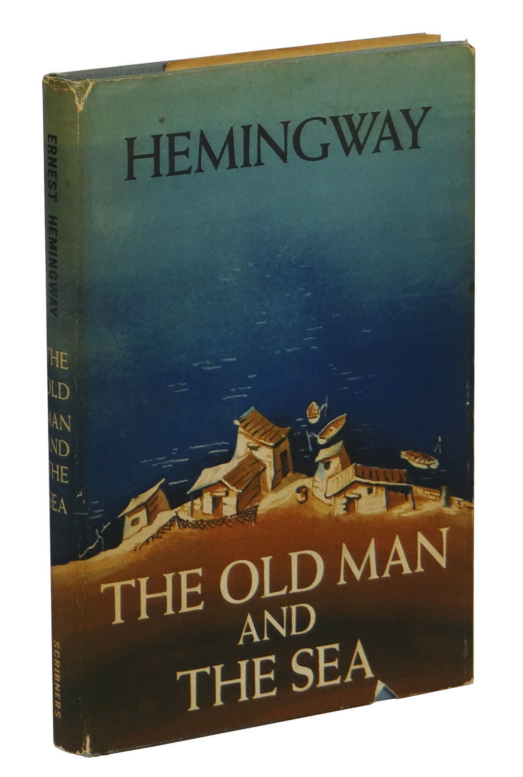 an overview of the book the old man and the sea by ernest hemingway Buy the old man and the sea from dymocks online bookstore find latest reader reviews and much more at dymocks.