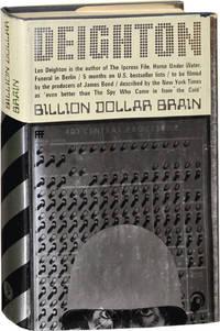 Billion Dollar Brain (First UK Edition)