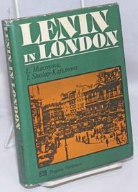 image of Lenin in London, memorial places