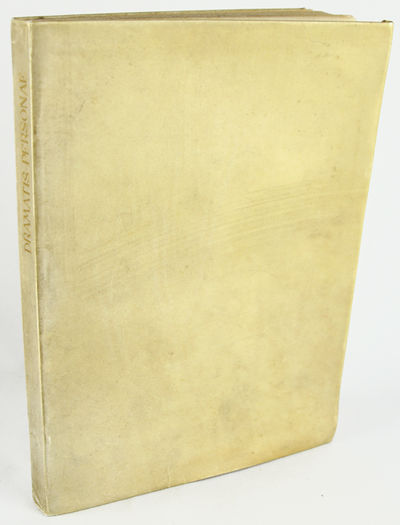 (Hammersmith: Doves Press, 1910. Octavo. 202 pp. One of 250 copies. Printed in red and black. A coll...