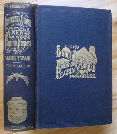 Abaa The Innocents Abroad By Twain Mark Search For Rare Books