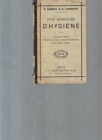 Cours élémentaire d'hygiène -Enseignement secondaire -Ecoles normales...
