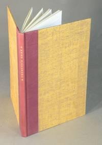 On book collecting. By Arne Kjelsberg. [Edited by Rob Rulon-Miller.]