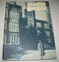 Echoes 1953: Yearbook, Wichita High School East (Wichita, Kansas)