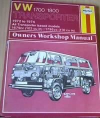 Volkswagen Transporter 1700/1800 1972-1974 Owner's Workshop Manual