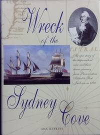Wreck of the Sydney Cove.