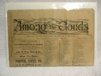 Burt's Among the Clouds - Printed Twice Daily on the Summit of Mount Washington, - 6300 Feet Above the Sea. Thursday, July 9th, 1891. Volume XV.- No. 1.