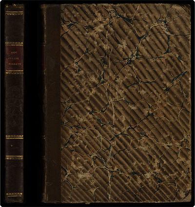 Milano: Angelo Monti, 1837. 8vo (29.1 cm, 11.45