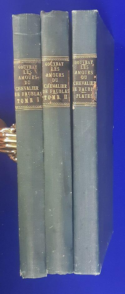Les Amours du Chevalier de Faublas. [...