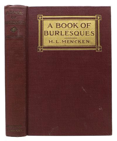 New York: John Lane, 1916. 1st edition (Schrader A14.1.a). Author's presentation Inscription tipped-...