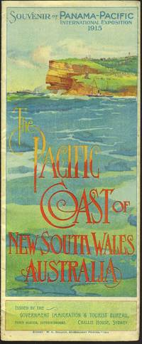 image of The Pacific Coast of New South Wales Australia