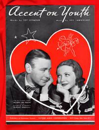 Accent on Youth / 1935 Original Vintage Sheet Music (Tot Seymour, Vee Lawnhurst)