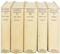 Catalogue of the McAlpin Collection of British History and Theology.  Five Volumes