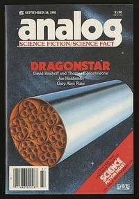 image of Analog: Science Fiction Science Fact: Vol. CI, No. 10, September 14, 1981