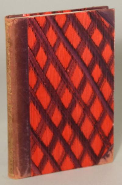München: Allgemeine Verlagsanstalt, 1924. Octavo, pp. 5-255 , original decorated red boards with le...