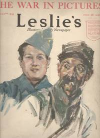 image of Leslies's Illustrated Weekly Newspaper The War in Pictures - February 23,  1918