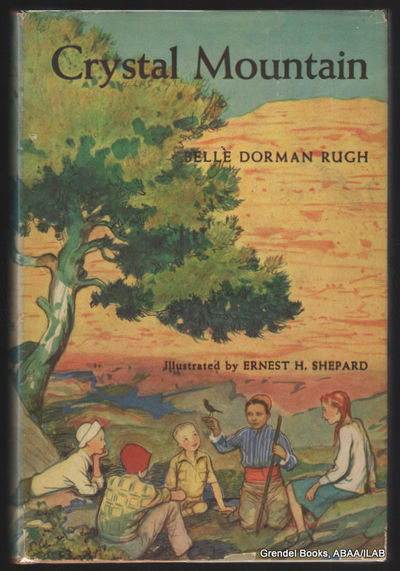 Boston:: Houghton Mifflin,. Very Good in Very Good dust jacket. 1955. Hardcover. 039507083X . Illust...
