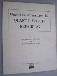Questions & Answers in Quartz Watch Reparing