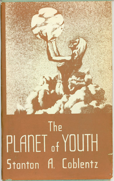 Los Angeles: Fantasy Publishing Company, 1952. Octavo, blue wrappers printed in black. First edition...