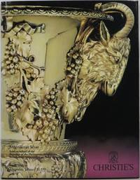 Magnificent Silver, Sold on Behalf of the Republic of the Philippines through the Presidential Commission on Good Government, New York, January 10, 1991
