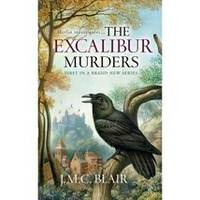 image of THE EXCALIBUR MURDERS