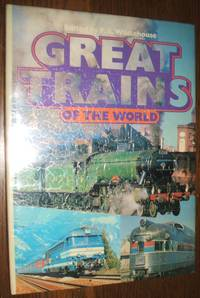 image of Great Trains of the Worlds