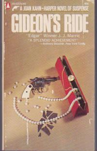 Gideon's Ride: A Joan Kahn-Harper Novel of Suspense