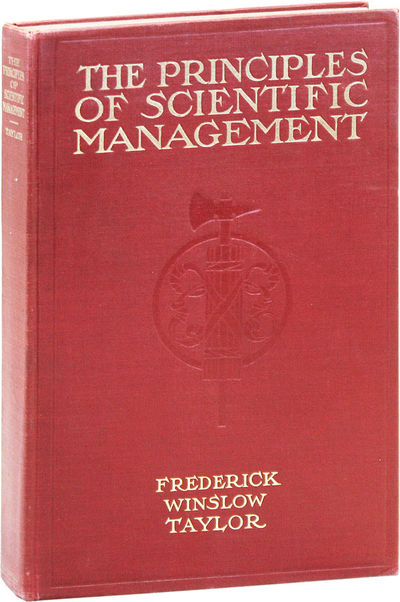 New York: Harper & Brothers, 1911. First Edition. Hardcover. First commercial edition of Taylor's si...