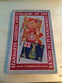 image of Standards, Guidons and Colours of the Commonwealth Forces
