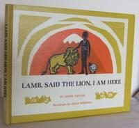 Lamb, said the lion, I am Here