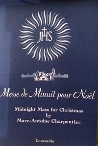 Messe De Minuit Pour Noel:  Midnight Mass for Christmas Based on French  Carols