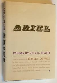 Ariel by  Sylvia Plath - 1st Edition - 1966 - from Idler Fine Books (SKU: 002114)