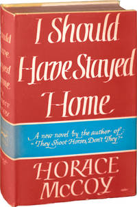 image of I Should Have Stayed Home (First Edition)