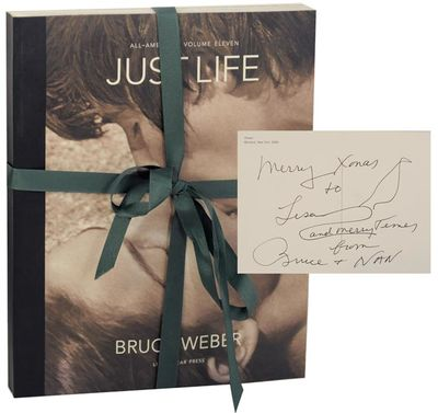 New York: Little Bear Press, 2011. First edition. Softcover. Anthology produced by Bruce Weber's com...